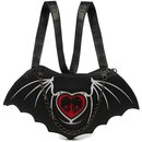 Banned Alternative Mini Backpack / Handbag - Bat Out Of Hell