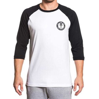 Sullen Clothing 3/4-Arm Raglan Shirt - Badge Of Honor