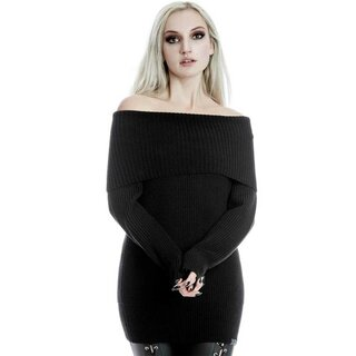 Killstar Knitted Sweater - Tabitha
