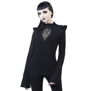 Killstar Langarm Top - Antonia