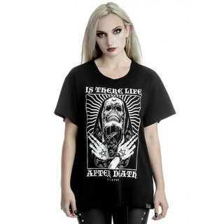 Killstar Relaxed Top - Afterlife