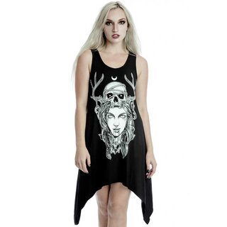 Killstar Tank Kleid - Moon Magic