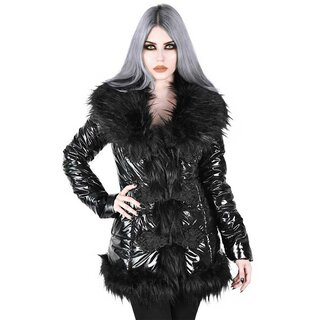 Killstar Puffer Coat - Lucine