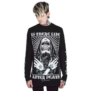 Killstar Langarm T-Shirt - Afterlife