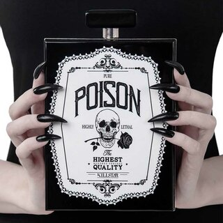 Killstar Handbag - Pure Poison Clutch