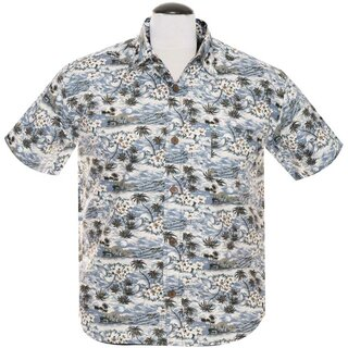 Steady Clothing Hawaii Shirt - Caribbean Shakedown