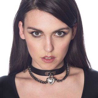 Banned Alternative Choker - Mirage