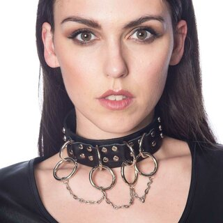Banned Alternative Choker - Darkness