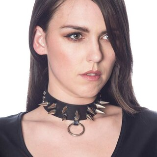 Banned Alternative Choker - Guano