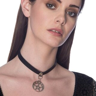 Banned Alternative Choker - Phased