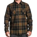Sullen Clothing Flanellhemd - Woodland