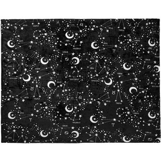Killstar Fleece Blanket - Milky Way
