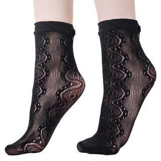 Killstar Net Socks - Victoria