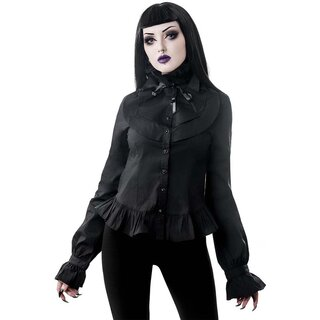 Killstar Shirt Blouse - Delia