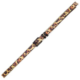 Banned Retro Faux Leather Belt - Come Back Leopard
