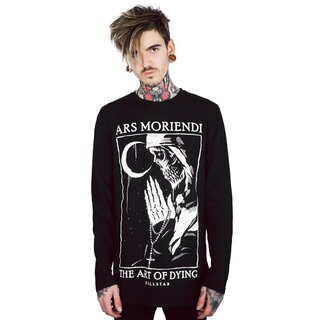 Killstar Long Sleeve T-Shirt - Ars Moriendi