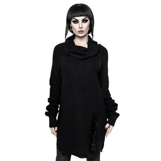Killstar Knitted Sweater - Sweet Six