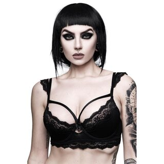 Killstar Lace Bra - Bordello