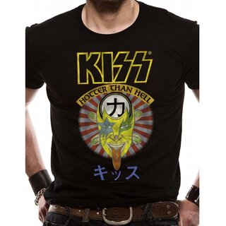 Kiss T-Shirt - Hotter Than Hell