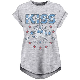 Kiss Damen T-Shirt - Spirit of 76