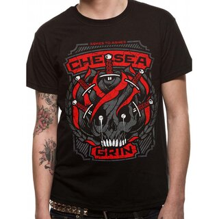 Chelsea Grin T-Shirt - Ashes