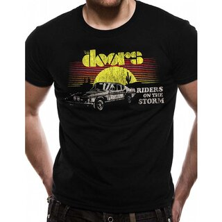 The Doors T-Shirt - Riders Car