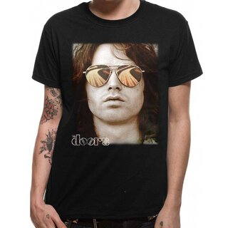 The Doors T-Shirt - Jim Face