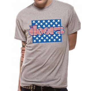 The Doors T-Shirt - Stars And Stripes