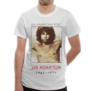 The Doors T-Shirt - American Poet