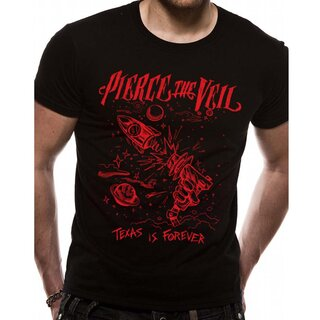 Pierce The Veil T-Shirt - Texas Is Forever