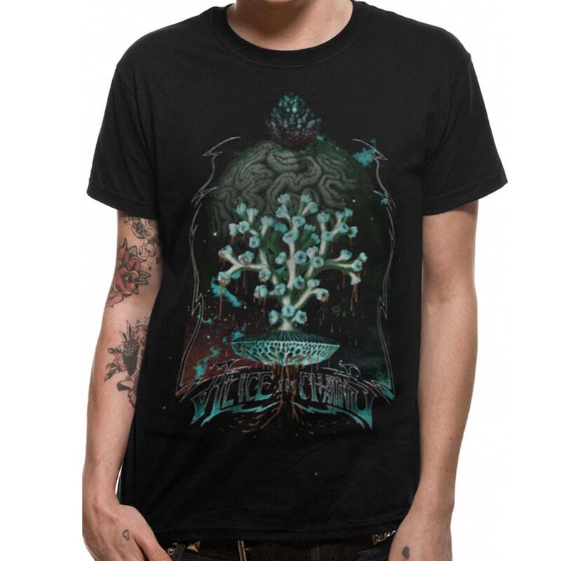 Alice In Chains T-Shirt - Spore