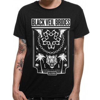 Black Veil Brides T-Shirt - Welcome To Rockville