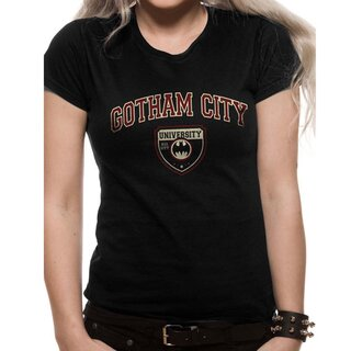 Batman Damen T-Shirt - Gotham City University