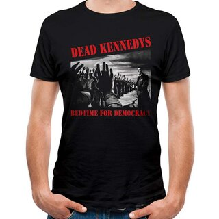 Dead Kennedys T-Shirt - Bedtime For Democracy