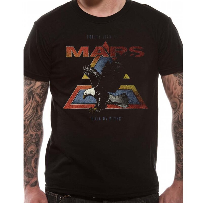 Thirty Seconds To Mars T-Shirt - Walk On Water M