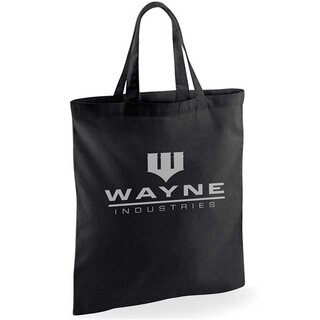 Batman Tragetasche - Wayne Industries