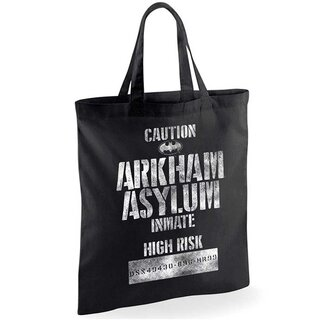 Batman Tote Bag - Arkham Asylum