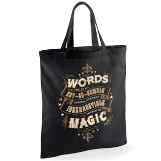 Harry Potter Tragetasche - Words of Magic