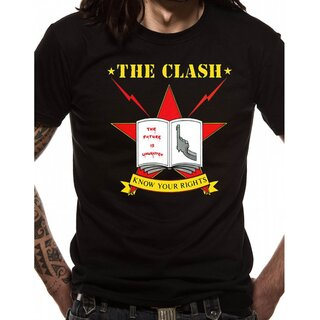 The Clash T-Shirt - Know Your Rights