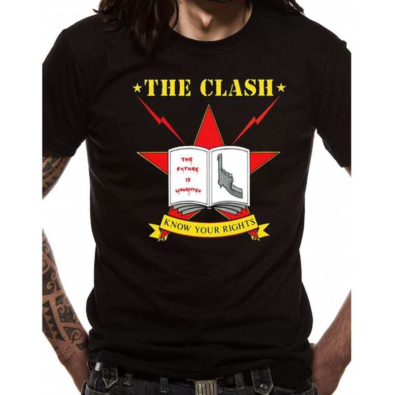 The Clash T-Shirt - Know Your Rights S