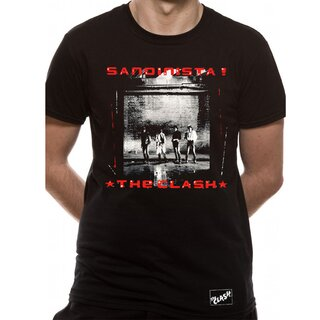The Clash T-Shirt - Sandinista