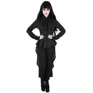 Killstar Maxi Blouse - Sorrows Of The Heart