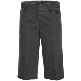 King Kerosin Kurze Hose - Workwear Shorts Oilwashed