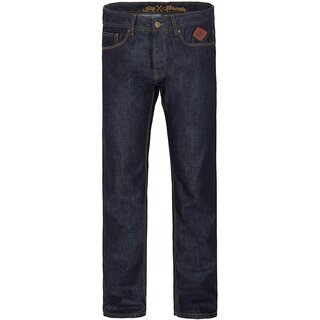 King Kerosin Jeans Hose - New Robin Dark Blue