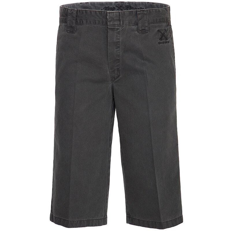 King Kerosin Kurze Hose - Workwear Shorts Oilwashed W: 34