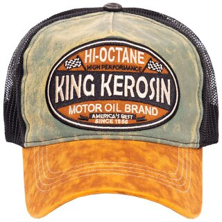 King Kerosin Trucker Cap - Hi-Octane