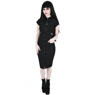 5c6ca161a5 Killstar Gothic Lace Dress - Decay Nu-Mourning
