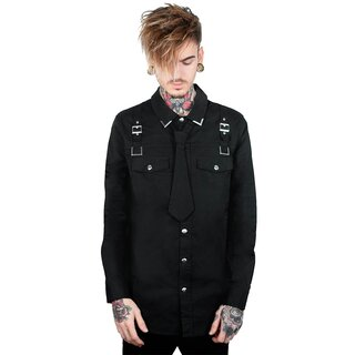 Killstar Gothic Shirt - Mission Control