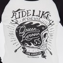 Queen Kerosin Pullover - Ride Like A Devil XS