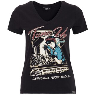 Queen Kerosin T-Shirt - Tune Up XS